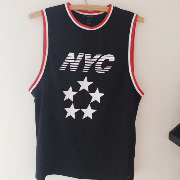 Forever 21 Tops - NYC Tank Top